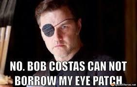 Bob Costas Meme - bob costas eyes meme