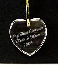 19 best personalized glass ornaments more images on