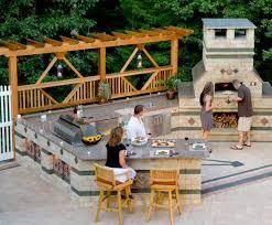 Outdoor Kitchen Blueprints 10 Outdoor Kitchen Designs Sure To Inspire Unilock