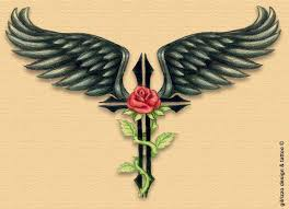 361 best tattoos images on pinterest angels tattoo fallen angel
