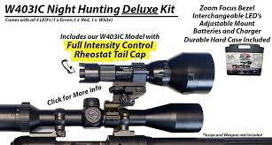 Led Coon Hunting Lights For Sale Wicked Hunting Lights High Performance Night Hunting Lights