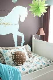 Girls Horse Themed Bedding by Fall In Love With This Horse Themed Bedroom Bayhill Charleston