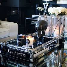 Skull Decorations For The Home Decorating For A Glam Halloween U2014 The Decorista
