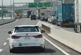 toyota motor corporation japan key test for self driving cars a northern virginia highway
