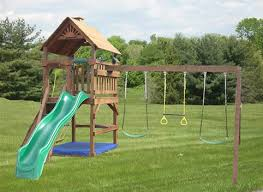 downloadable swing set plans lookout mountain swingset playset