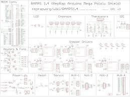 Stepper Motor Driver Wiring Diagram Arduino Ramps 1 4 Stepper Motor Slaving Electrical Engineering