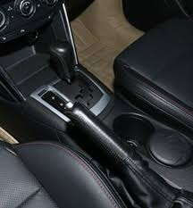 shop leather at gear shift knob cover handbrake cover diy