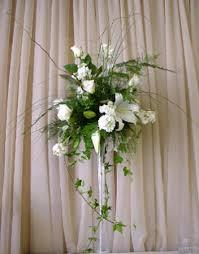 Eiffel Tower Vase Centerpieces Wholesale Wedding Flowers 2