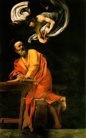 the inspiration of saint matthew wikipedia