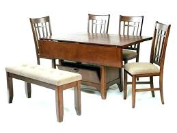 drop leaf tables for small spaces narrow drop leaf table rectangular small long dining evaero co