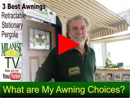 Sun Awnings For Decks 3 Best Awnings To Shade Sun On A Deck Outdoor Living Expert