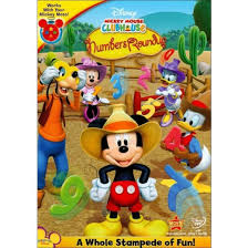 mickey mouse clubhouse mickey u0027s numbers roundup target