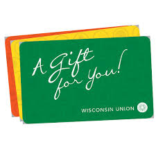 gift card wisconsin union gift cards wisconsin union terrace store