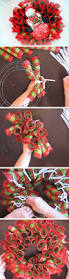 20 super easy diy christmas wreaths diy christmas super easy