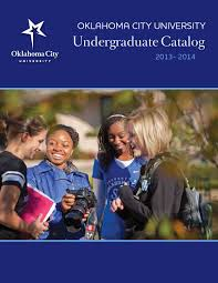 ocu undergraduate catalog 2013 u20132014 by oklahoma city university