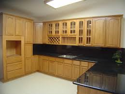 Design Of Kitchen Furniture by Natural Oak Kitchen Cabinets U2013 Solid All Wood Kitchen Cabinetry