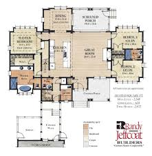 Builders Floor Plans by Idea Homes Randy Jeffcoat Builders