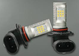 Led Auto Lights Power Led Fog Lights 9005 Hb3 Led Auto Brighter Than Halogen Bulb