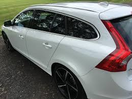 volvo v6 2016 volvo v60 r design platinum 3 0 liter polestar tune for sale