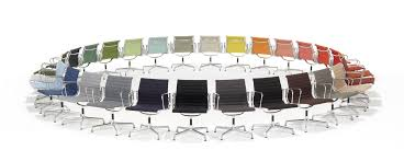 Chaire And The Chocolate Factory Vitra Aluminium Chair