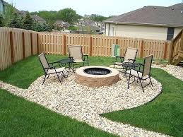 Landscaping Ideas For Backyard On A Budget Simple Ideas For Backyard Landscaping Innovative Rock Backyard