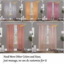 Sparkle Window Curtains by 2pcs Sequin Backdrop Curtain 3x8ft Shimmer Silver Sequin Fabric