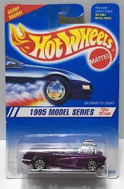 barbie corvette vintage tas033964 1994 mattel wheels 1995 model series u002758