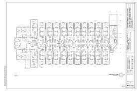 Floor Plans Copper Beech Commons Student Housing