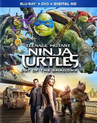 teenage mutant ninja turtles amazon com teenage mutant ninja turtles out of the shadows blu
