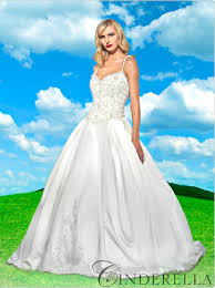 cinderella style wedding dress 7 prettiest disney princess wedding gowns fashion