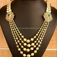 chain necklace jewelry images Designer step chain necklace necklace designs chains and catalog jpg