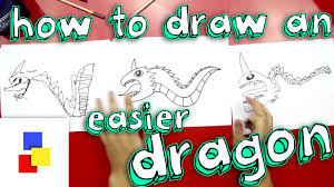 draw dragon super young artists