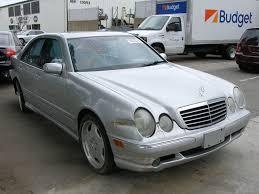 mercedes model codes 2000 mercedes e55 amg w210 parts car stock 005628