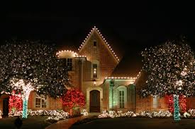 Unique Outdoor Christmas Decorations by Lawn Pros Christmas Lights Wedding Installation Installer