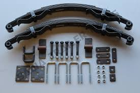 leaf off road trailer spring kit 1100kg perfect for offroad trailers
