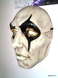 death halloween mask