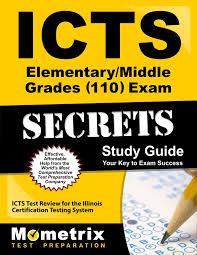 icts elementary middle grades 110 exam secrets study guide icts