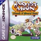 [GBA] Game Nông Trại Kinh Điển Harvest Moon Friend Of Mineral Town
