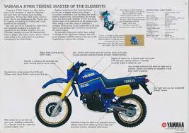 yamaha motocross boots yamaha xt600z tenere