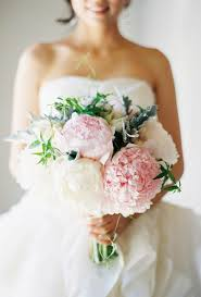 wedding flower bouquet 44 fresh peony wedding bouquet ideas brides