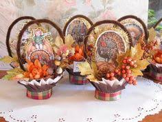 thanksgiving nut cup cup vintage style table decor