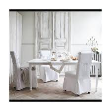 Table A Manger A Rallonge by Table De Salle à Manger à Rallonges En Bois Blanc L 100 Cm