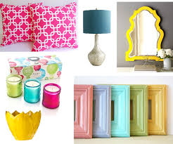 Turquoise Home Decor Accessories Mg Decor Update Your Space With Colorful Home Accessories