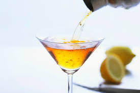 lemon drop martini mix rhett butler cocktail southern comfort recipe