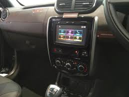nissan terrano india new 2017 nissan terrano images interior touchscreen carblogindia