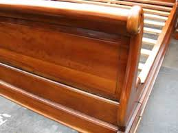 Mahogany Sleigh Bed Mahogany Sleigh Bed And Bedsides Now Sold Youtube