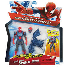coolest spiderman toys children