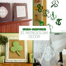 s day home decor inspired st s day decor from better homes and gardens
