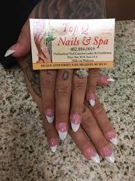 top q nails u0026 spa bellevue home facebook