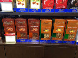 lindt halloween candy candy bar reviews candy hunting lindt chocolate shop